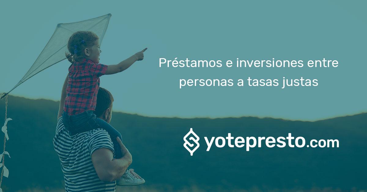 Préstamos personales e inversiones entre personas
